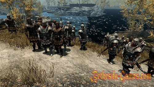 Skyrim Imperial Legion
