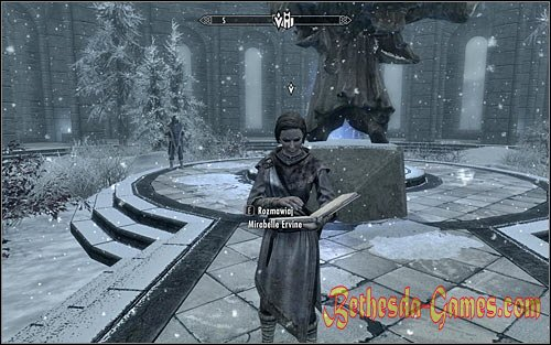 Skyrim College of Winterhold