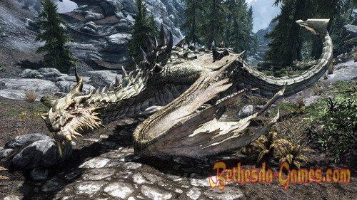 Dragon Language Skyrim