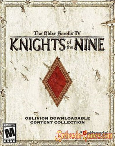 oblivion knights of the nine