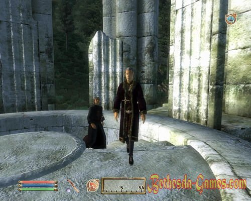 mages guild oblivion walkthrough