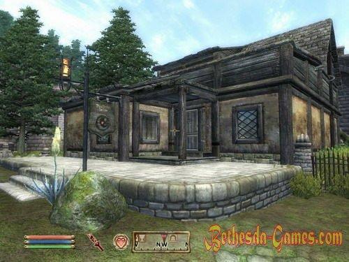 oblivion fighters guild