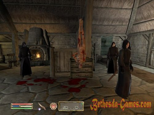 walkthrough for oblivion