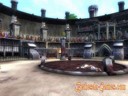 oblivion arena walkthrough