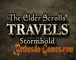 elder scrolls travels stormhold