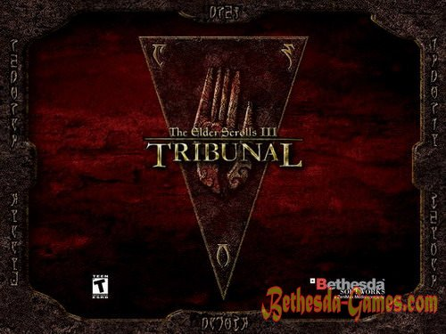 the elder scrolls iii tribunal
