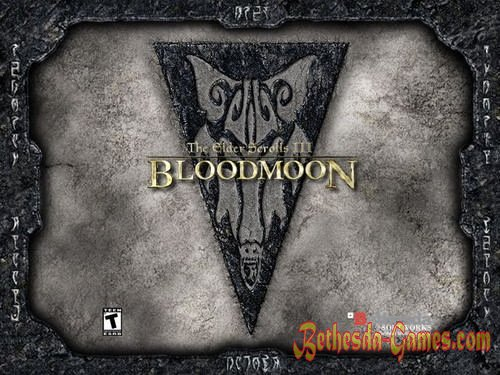 the elder scrolls iii bloodmoon