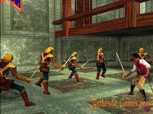 elder scrolls redguard