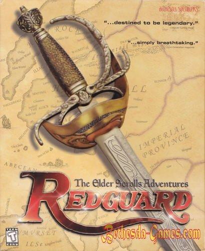 elder scrolls adventures redguard