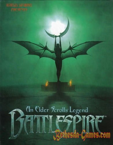 an elder scrolls legend battlespire