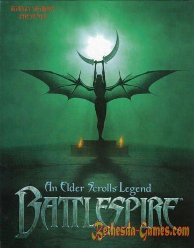 an elder scrolls legend battlespire