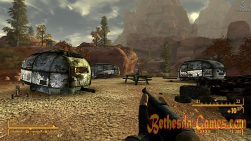 Fallout New Vegas Honest Hearts Bethesda Games Plunge Into